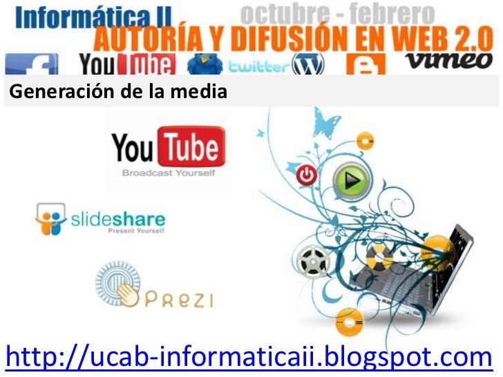 Producción Multimedia / Preparación de archivos de video