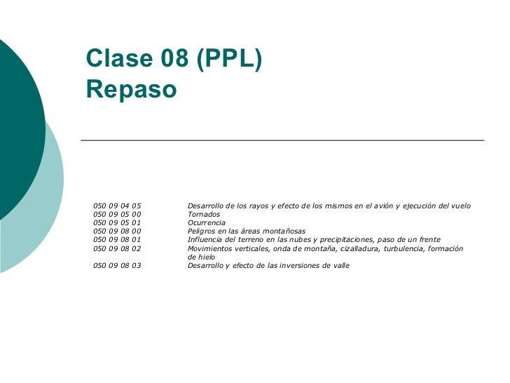 Clase 08 (repaso ppl)