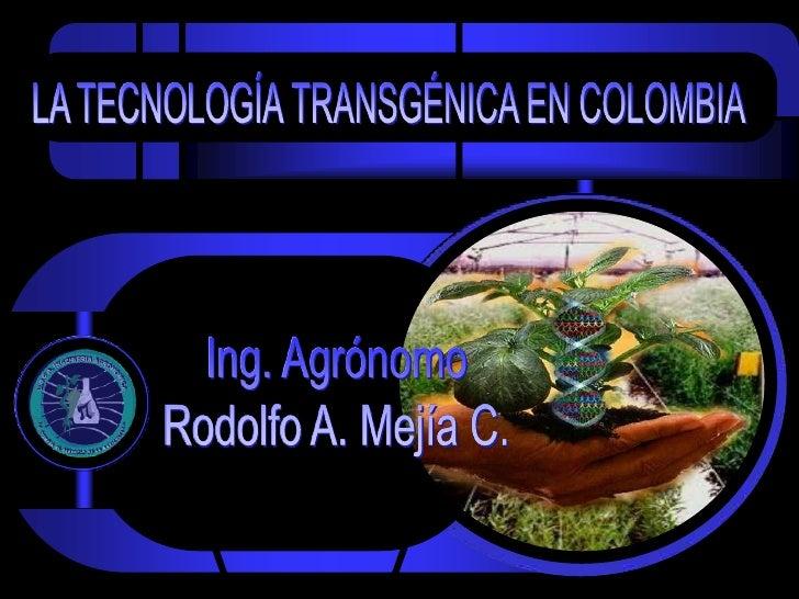 El uso de tecnologías basadas en sistemas     de organismos vivos para desarrollar       procesos y productos comerciales ...