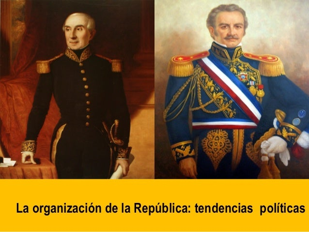 PPTCES006SH21-A15V1 La organización de la República: tendencias políticas