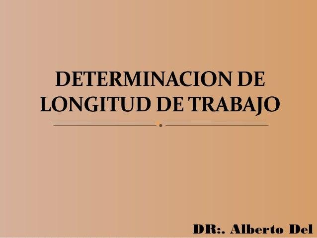 DR:. Alberto Del