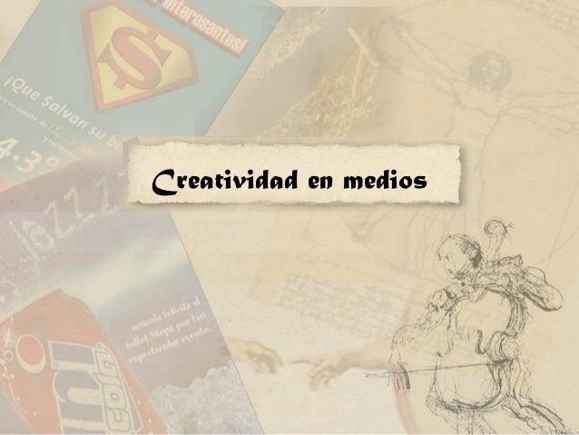 PLANIFICACION DE MEDIOS