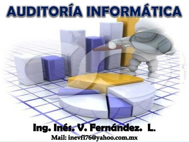 AUDITORIA INFORMATICA 2