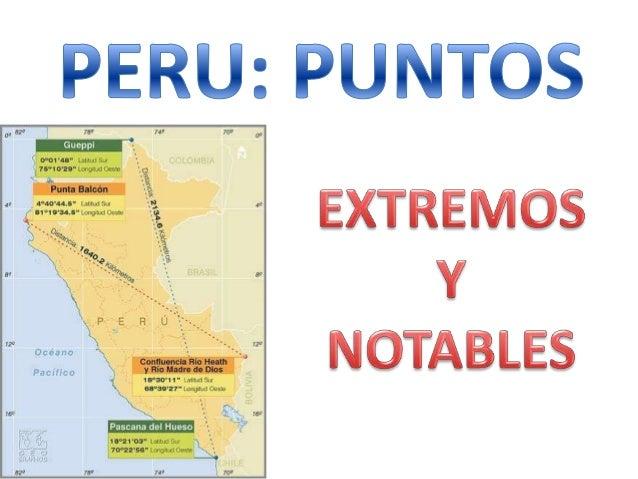 1.¿Cuál es el origen del nombre del Perú? 2.¿Cuál es la ubicación continental peruana ? 3. ¿Cuál es la ubicación matemátic...