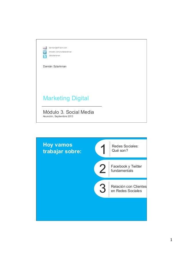 Clase 3   social media (print)