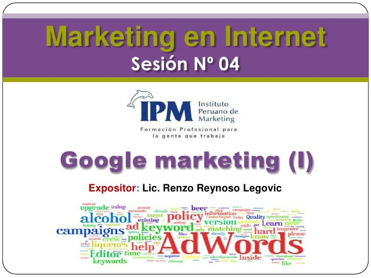 SEM - Google Adwords - Marketing Digital