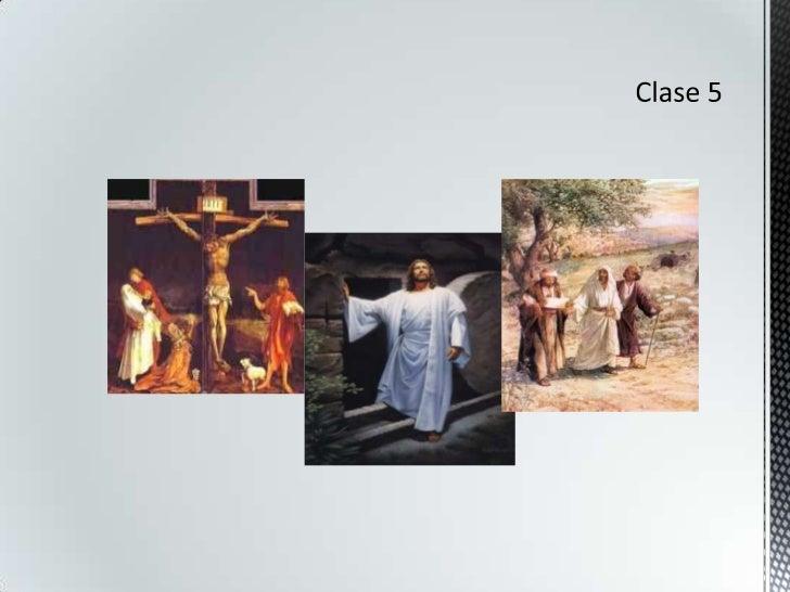 Clase 5   evangelio de lucas