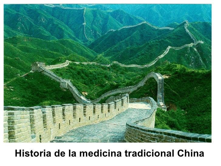 Clase 5 Medicina En China, Antigua