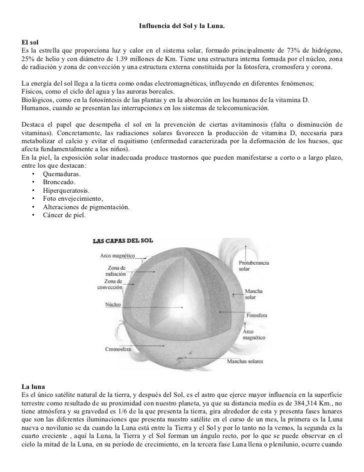 Clase 7  geo   influencia del sol y la luna