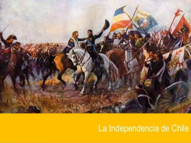 PPTCES005SH21-A15V1 La Independencia de Chile