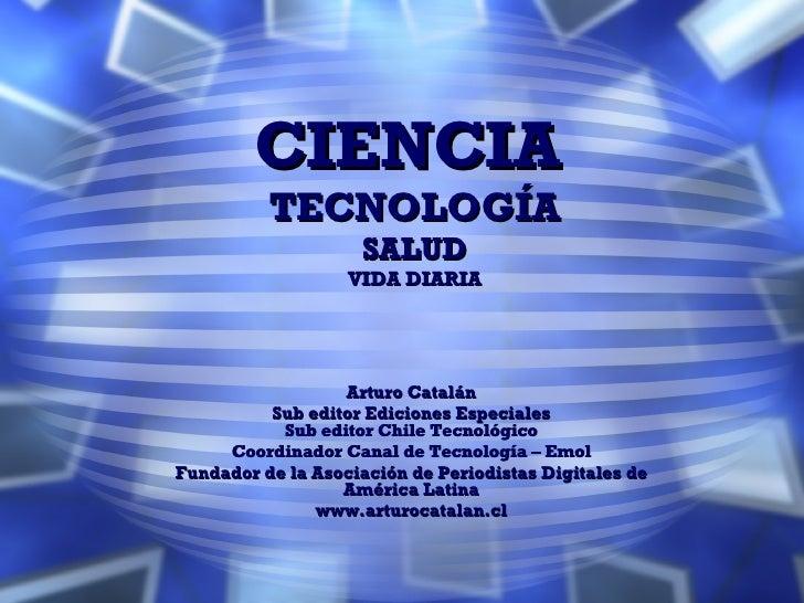 Clase Ciencia Y Tecnologia