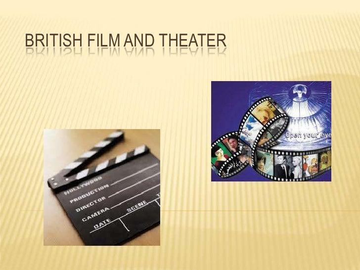 cinema, theater and music