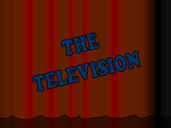Television in Mexico                 (a little history)   The first steps of television in Mexico, in    the experimental...