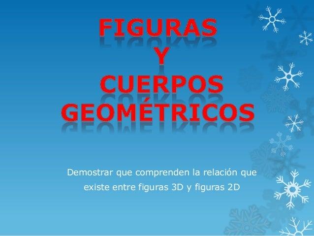 Clase de figuras y cuerpos geometricos