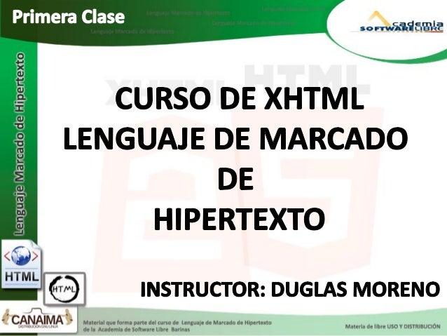 El HTML ( HiperText Markup Language ) es el lenguaje utilizado pararepresentar documentos en la WWW (World Wide Web). Adem...