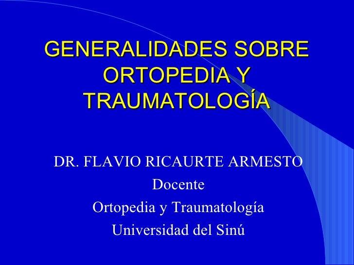 historia y semiologia ortopedica