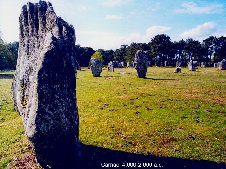 Carnac, 4.000-2.000 a.c.