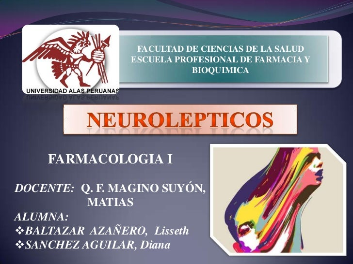 FACULTAD DE CIENCIAS DE LA SALUD                 ESCUELA PROFESIONAL DE FARMACIA Y                            BIOQUIMICA  ...