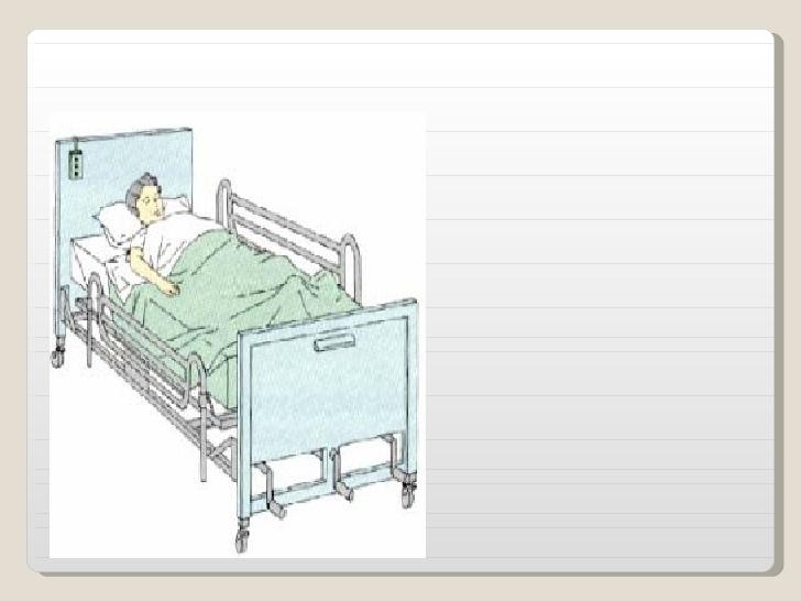 Clase n 4b posiciones terap uticas for Cama ocupada
