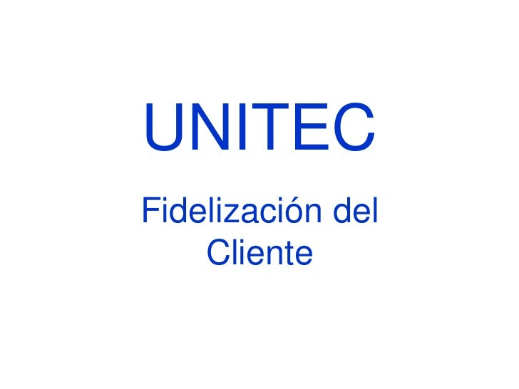 Clases fidelización de clientes (2)
