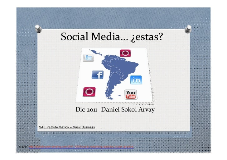 Introducción a Social Media
