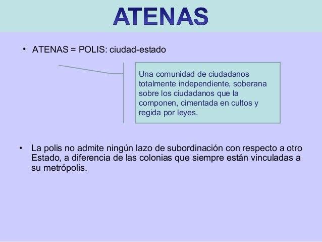 Atenas cursos