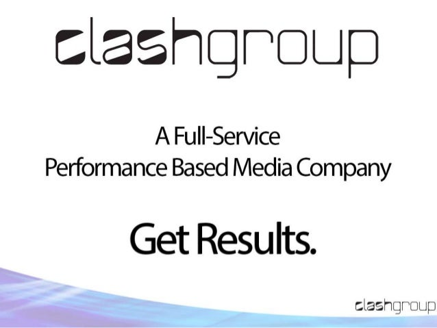 THANK YOU!Let ClashGroup ConnectConsumers to Your Brand.                           Contact Us                           U....