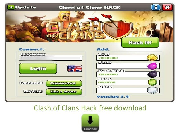 Clash Of Clans Hack 2013 The Best Free Hacks For Clash Of Clans  Apps