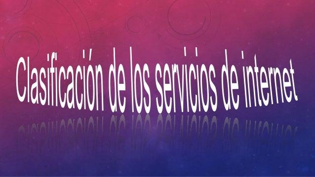 SERVICIOS QUE OFRECE:  1. CORREO ELECTRONICO 2. CHAT 3. TELEFONIA 4. VIDEO CONFERENCIAS 5. MENSAJERIA INSTANTANEA