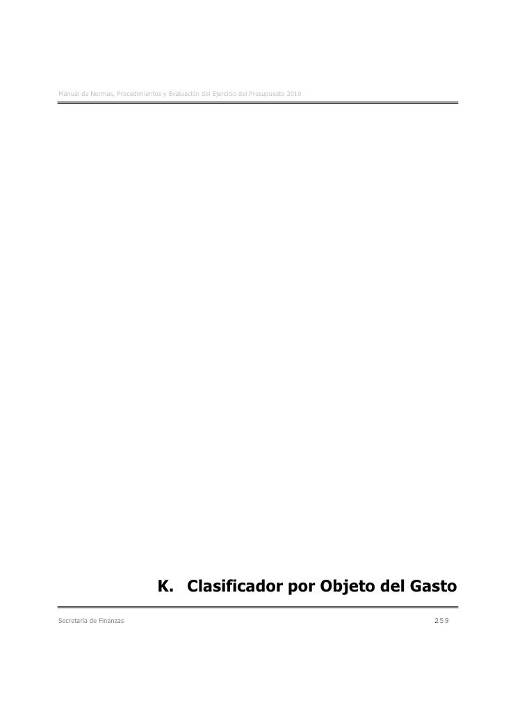 Clasificadorporobjetodelgasto2010