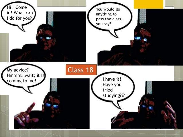 Class 18