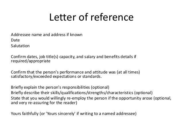 Class 1business Letter