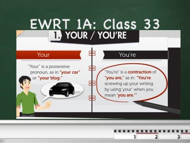 Class 33 1 a