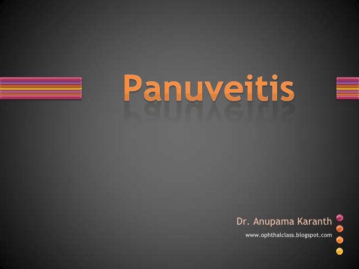 Panuveitis