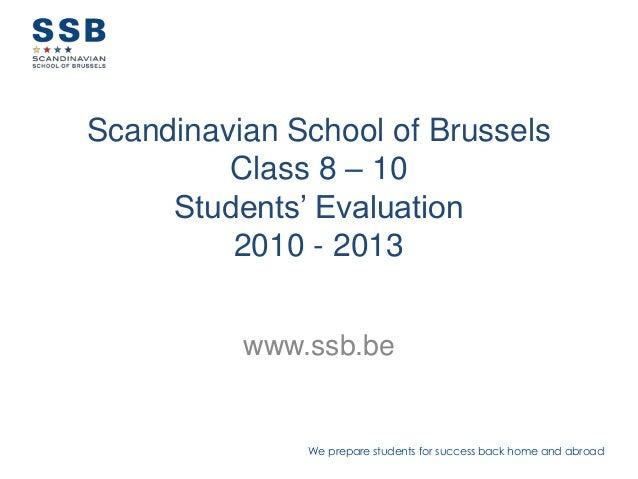 Class 8   10  summary 2013