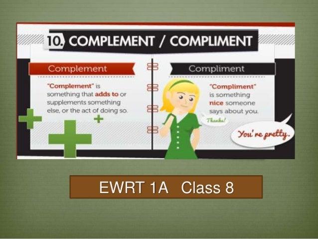 EWRT 1A Class 8