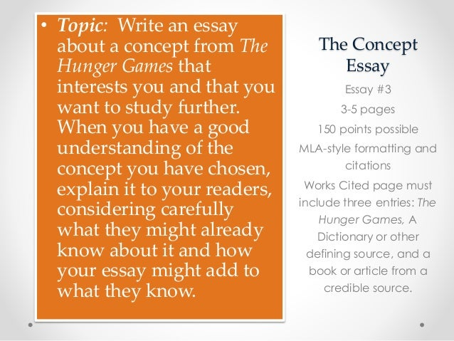 write self concept essay