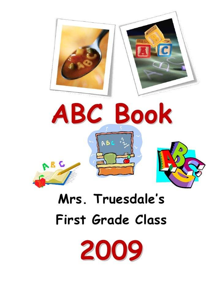 Class ABC Book For Web