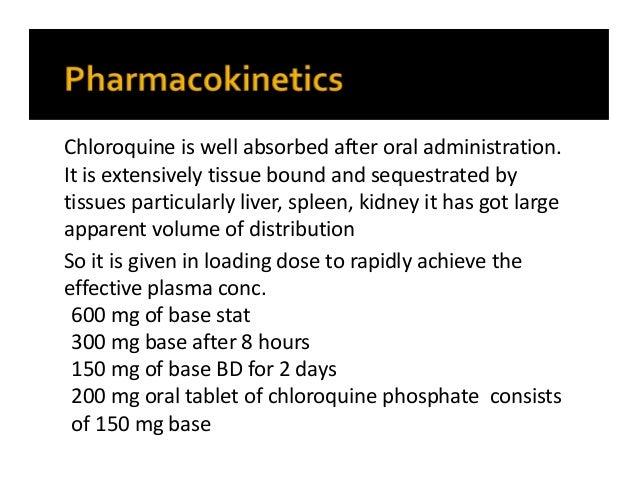 Chloroquine Phosphate For Lupus