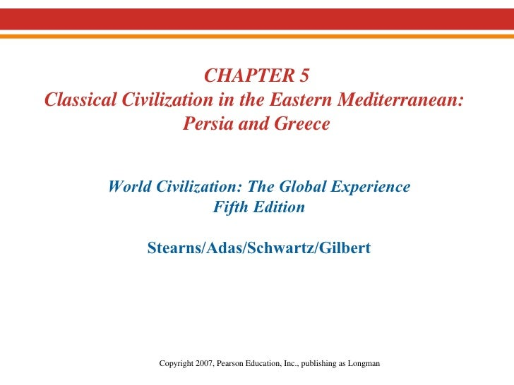Classical Civilizations: Persia and Greece