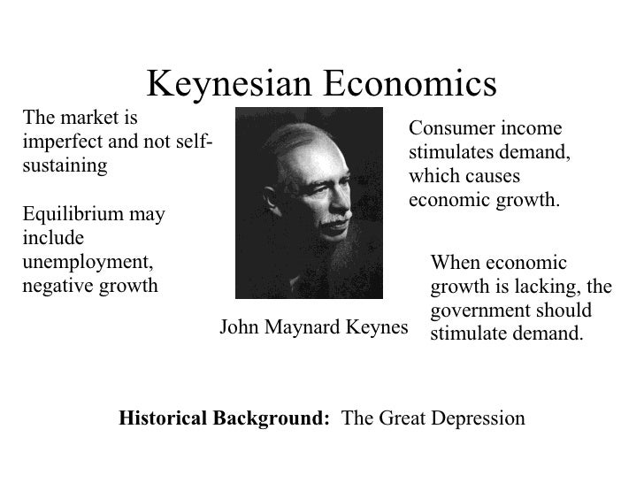 keynesian economics vs classical economics According to keynesian economics  keynesian models of economic activity also include a mul- with the rise of the new classical school during the mid-.