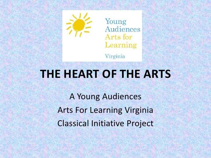 Classical Initiative Project 2010