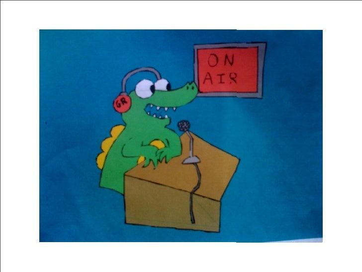 Gator Radio Experience