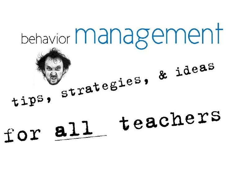 Classroom Behavior Management Ideas (With Audio)