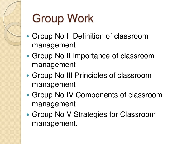 classroom management 4 essay Social psychologist rudolf dreikurs was born in vienna,  maintaining sanity in the classroom: classroom management techniques-- by rudolf dreikurgs, et al.