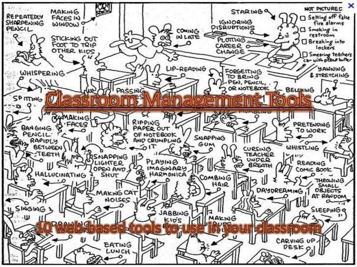 Classroom management tools public