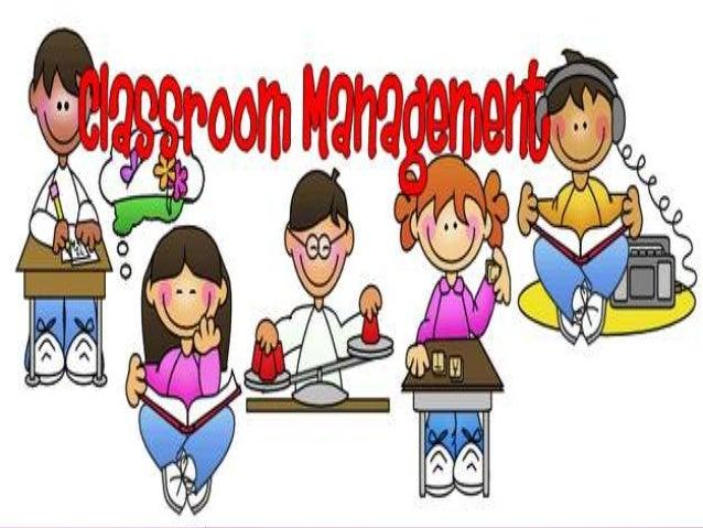 Classroom management video