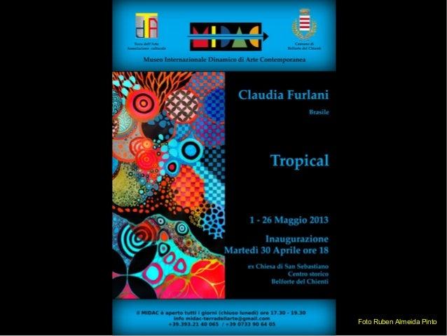 Claudia Furlani   MIDAC 2013 - opening