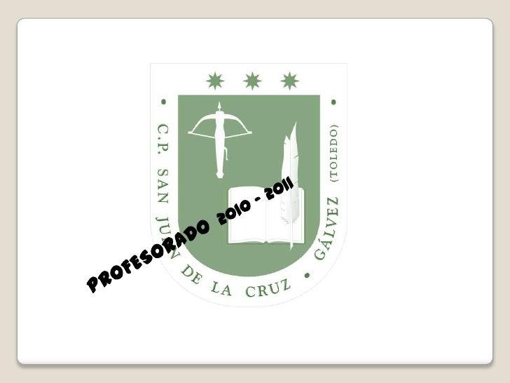 Claustro 2010 2011