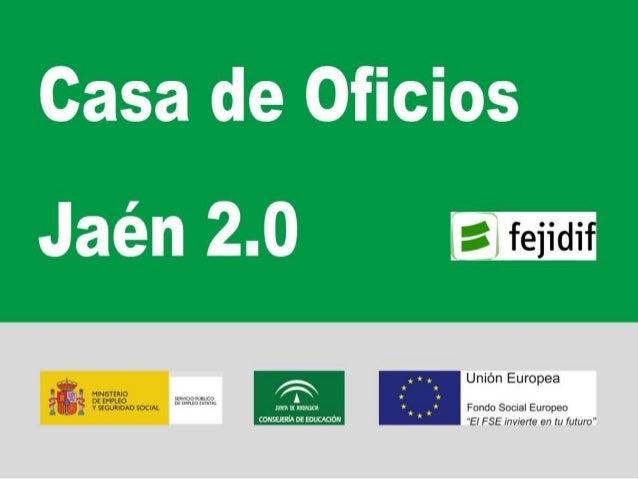 C.O. Jaén 2.0 Turismo accesible, caballos y mentiras @ManuelCalvillo